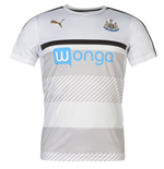 Camiseta Newcastle United 2016-2017 (Branco)