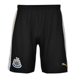 Shorts Newcastle United 2016-2017 Home (Preto)