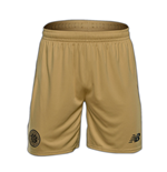Shorts Celtic 2016-2017 Away (Ouro)