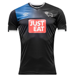 Camiseta Derby County 2016-2017 Away