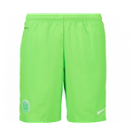 Shorts Wolfsburg FC 2016-2017 Away (Verde)