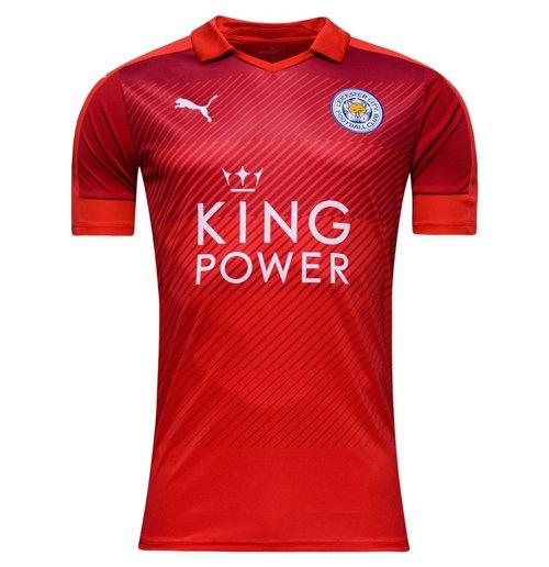 d201e7124f1ee Compra Camiseta Leicester City F.C. 2016-2017 Away Original