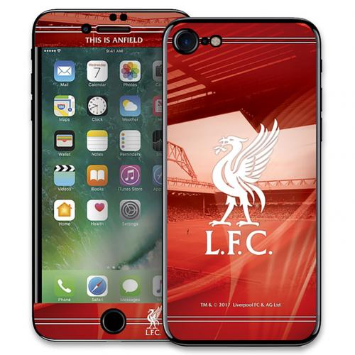Capa protetora iPhone 7 Liverpool FC