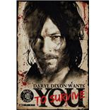 Poster The Walking Dead 258229