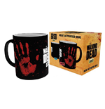 Caneca Sensível ao Calor The Walking Dead - Hands