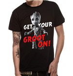 Camiseta Guardians of the Galaxy Vol. 2 - Get Your Groot On