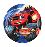 Complementos para festas Blaze and the Monster Machines 258901