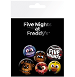 Broche Five Nights at Freddy's 258955