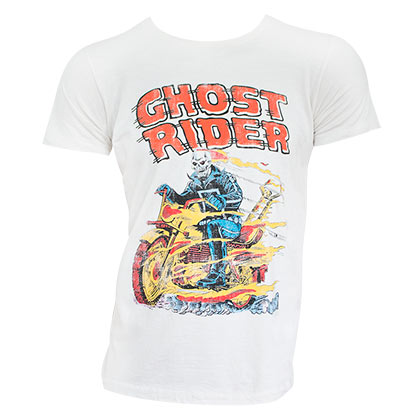 Camiseta Ghost Rider Hell On Wheels