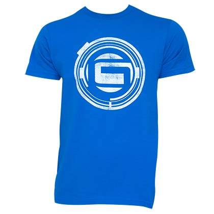 Camiseta Guardians of the Galaxy Logo Blue