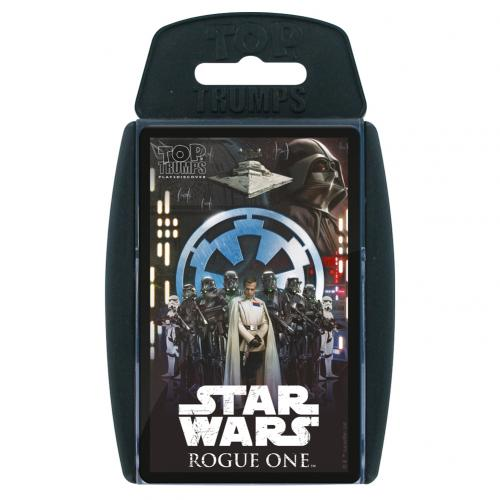 Cartas Top Trump Star Wars Rogue One