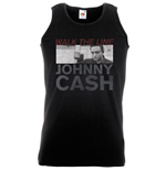 Camiseta Johnny Cash Studio Shot