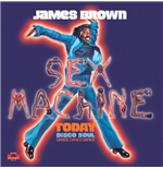 Vinil James Brown - Sex Machine Today
