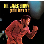 Vinil James Brown - Gettin Down To It