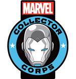 Marvel Comics POP! Pins Chapa Collector Corps War Machine