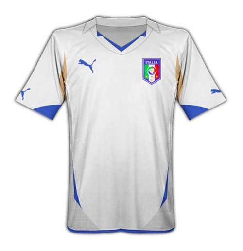 Compra Camiseta Itália Futebol 2010-2011 Away Original ddc07fc659310