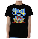 Camiseta Ghost de homem - Design: Devil Window