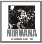 Vinil Nirvana - Live On Kaos-Fm Seattle 1987 (Picture Disc)