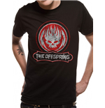 Camiseta The Offspring - Distressed Skull