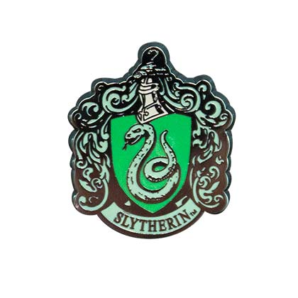 Broche Harry Potter Slytherin