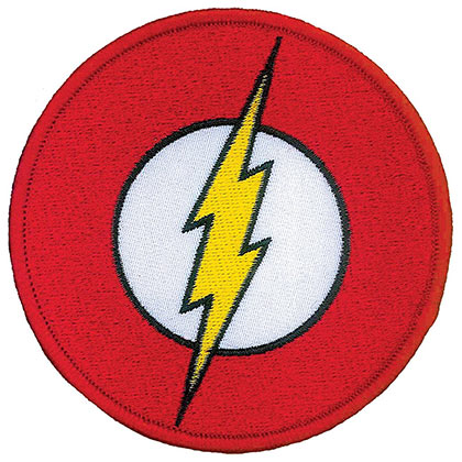 Logo Termoadesivo Flash