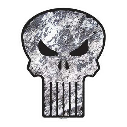 Adesivo The punisher