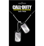Placa de identidade Call Of Duty 259865