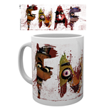 Caneca Five Nights at Freddy's 259919