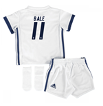 Mini conjunto Real Madrid 2016-2017 Home (Bale 11)