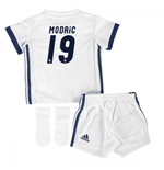 Mini conjunto Real Madrid 2016-2017 Home (Modric 19)