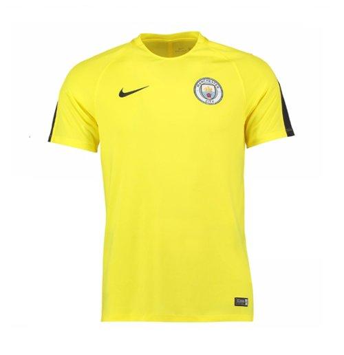 Compra Camiseta treinamento Manchester City FC 2016-2017 (Amarela) 2c3cc3587c3c6