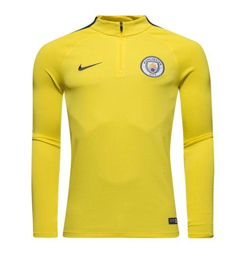 Compra Camiseta manga longa Manchester City FC 2016-2017 (Amarelo) fad90541d94b8