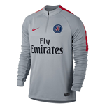 Suéter Esportivo Paris Saint-Germain 2016-2017