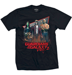 Camiseta Guardians of the Galaxy Vol. 2 Eighties