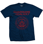 Camiseta Guardians of the Galaxy Vol. 2 Seal