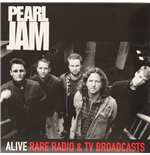 Vinil Pearl Jam - Transmission Impossible Rare Radio  Tv Broadcasts