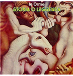 Vinil Orme (Le) - Storia O Leggenda (Ltd.Ed. Clear Green Vinly)