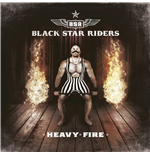 Vinil Black Star Riders - Heavy Fire