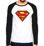 Camiseta manga comprida Superman 260763