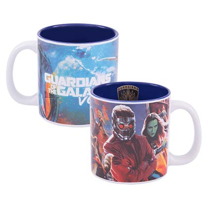 Caneca Guardians of the Galaxy Comic