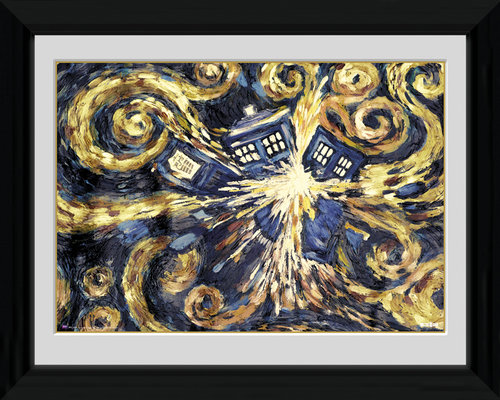 Poster Doctor Who 260825