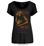 Camiseta Janis Joplin Madison Square Garden