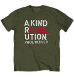 Camiseta Paul Weller A Kind Revolution
