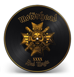 Vinil Motorhead - Bad Magic (Gold Vinyl)