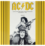 Vinil Ac/Dc - Live At Old Waldorf In San Francisco