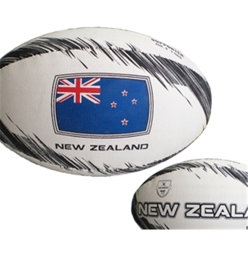 Bola Rugby All Blacks Nova Zelândia