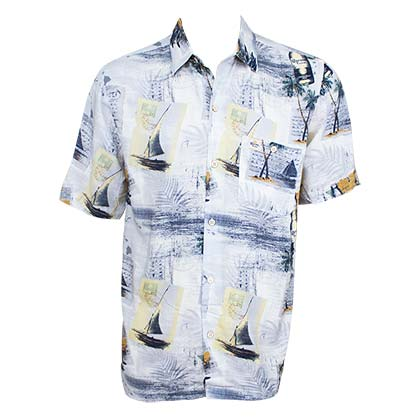 Camisa Corona Coast With The Most Aloha