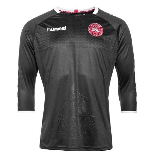 bf5fd2acb6769 Compra Camiseta Dinamarca futebol 2017-2018 Home Original