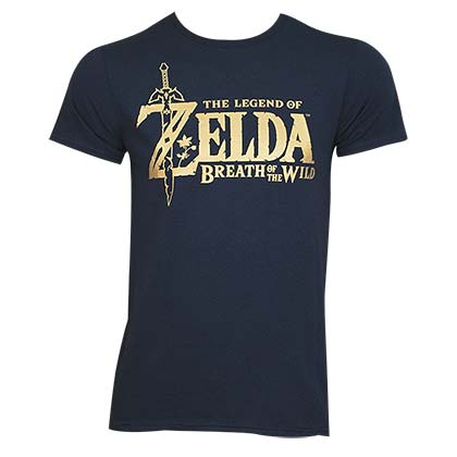 Camiseta The Legend of Zelda de homem