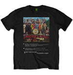 Camiseta Beatles 261340